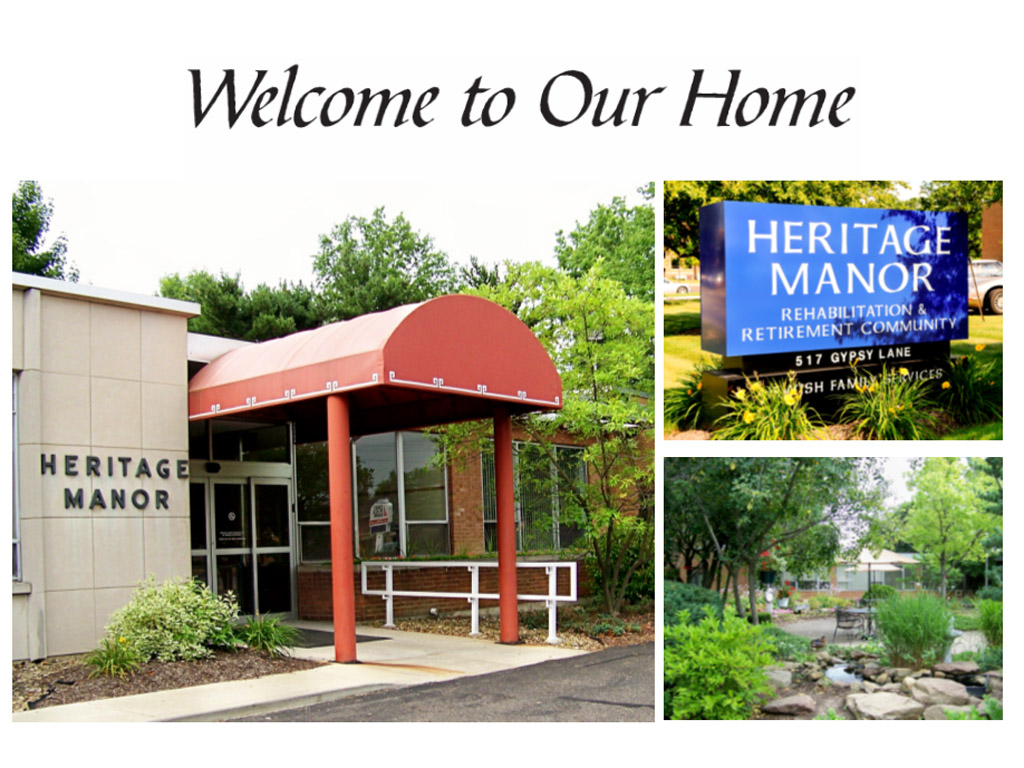 Youngstown jewish federation photo album for Heritage manor